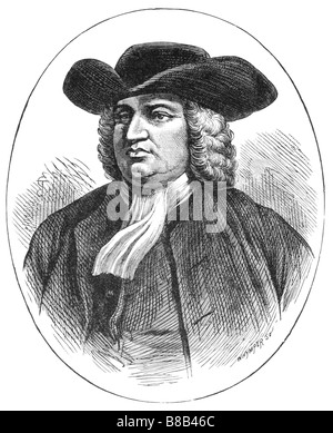 William Penn - Stock Photo