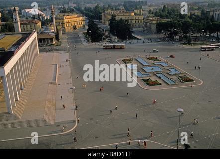 tirana albania - Stock Photo
