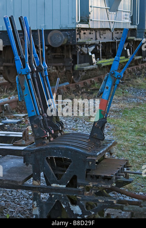 Ground Lever Frame Operating Signals Amp Points With Freight