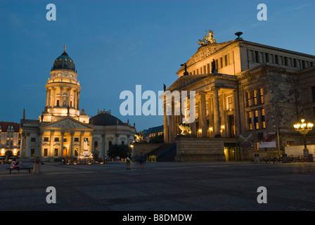 Gendarmenmarkt berlin - Stock Photo