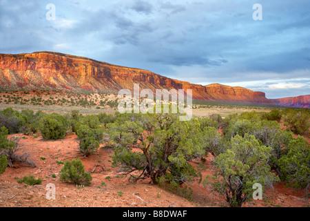 Paradox Valley Colorado USA - Stock Photo