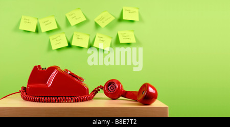 Busy Office Concept - Stock Photo