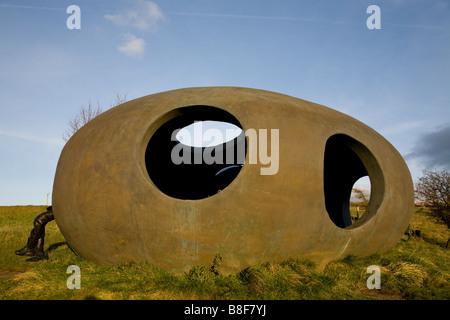 The Atom Panopticon, Wycoller Country Park, Lanacashire, UK