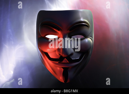 The Anonymous - Stock Photo