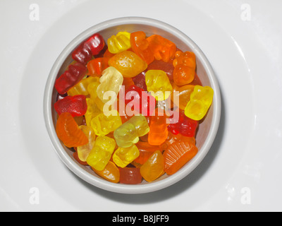 gummy bear,Haribo,Kaubonbon - Stock Photo