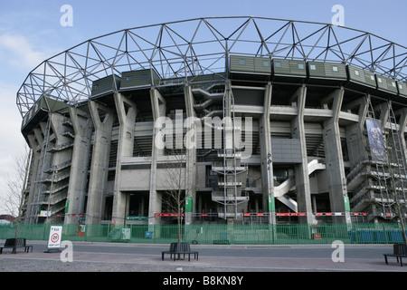 Twickenham Stadium North Stand - Stock Photo