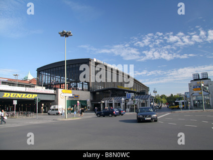 Berlin Bahnhof Zoo - Stock Photo