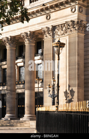Ten Trinity Square building Tower Hill City of London England - Stock Photo