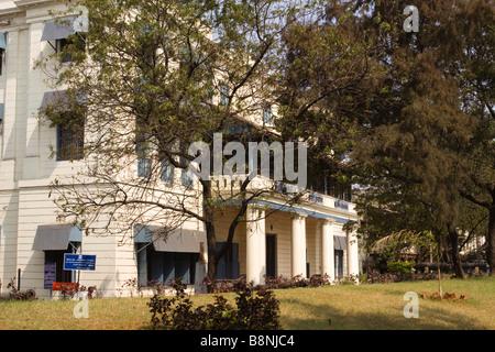 India Tamil Nadu Chennai Fort Saint George museum building - Stock Photo