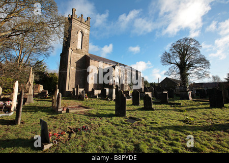 Old Church in Macroom County Cork - Stock Photo