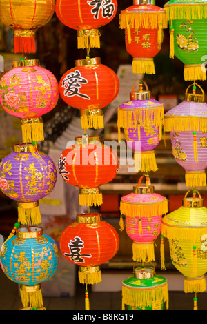 Chinese Lanterns For Sale - Stock Photo