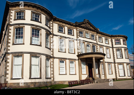 Sewerby Hall, Sewerby,  'East Riding of Yorkshire', England, 'Great Britain' - Stock Photo