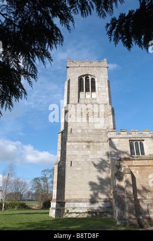 Church of 'St Martin'' Burton Agnes' East Riding, Yorkshire