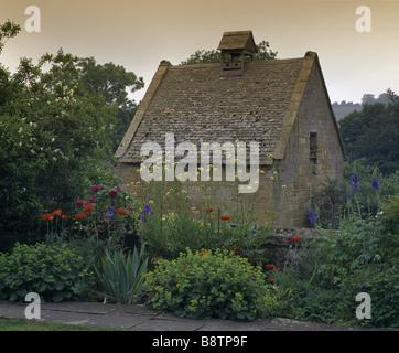 Snowshill Manor - Stock Photo