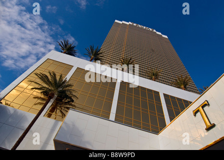 Trump tower Las Vegas - Stock Photo