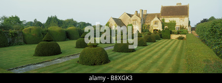 Lytes Cary Manor - Stock Photo