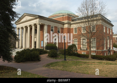 Morehead Planetarium, University of North Carolina at Chapel Hill Stock Photo