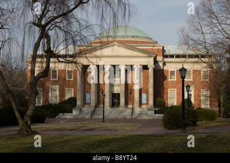 Morehead Planetarium, University of North Carolina at Chapel Hill - Stock Photo