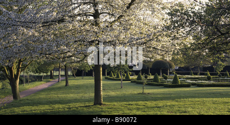 Westbury Court Garden - Stock Photo
