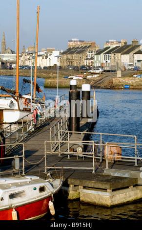 Scottish Maritime Museum , Irvine , Ayrshire - Stock Photo
