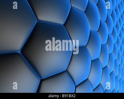 abstract cells - Stock Photo