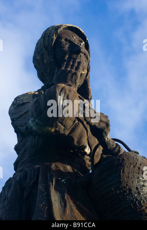 Dolly Peel Statue, South Shields Stock Photo, Royalty Free Image: 51373278 - Alamy