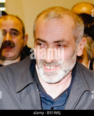 Switzerland s highest court ordered the release of Vitaly Kaloyev a Russian architect imprisoned since 2004 for - Stock Photo