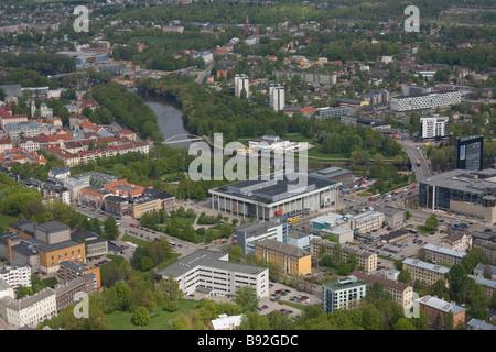 Tartu, Estonia, Europe - Stock Photo