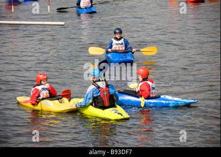 Canoe alsace