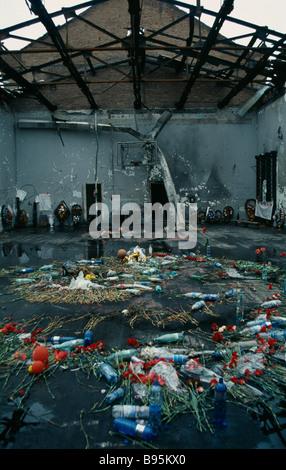 RUSSIA South Beslan - Stock Photo