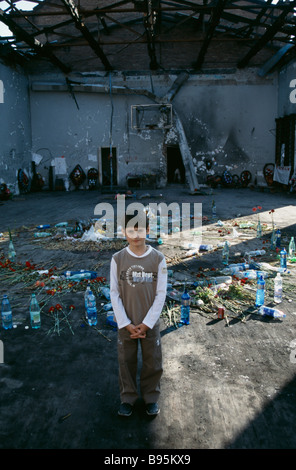 RUSSIA South Beslan - Stock Photo