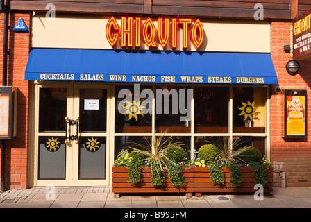 Mexican Restaurant Norwich Park