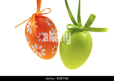 Osterstrauss easter floral bouquet 04 a - Stock Photo