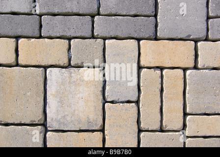Pflasterstein cobblestone 03 - Stock Photo