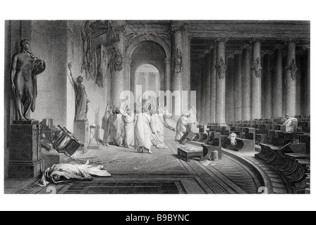 the motivation behind the murder of caesar in julius caesar by william shakespeare Actually understand julius caesar act 2, scene 1 read every line of shakespeare's original text alongside a modern english translation.