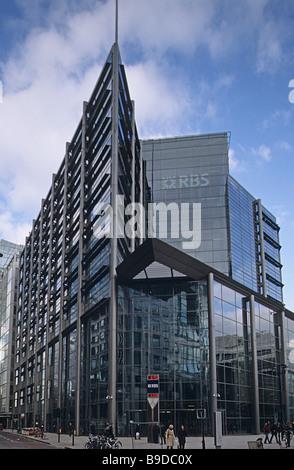 royal bank of scotland london headquarters address