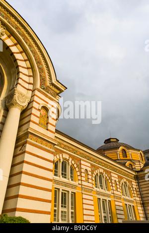 Mineral Baths Bulgaria Sofia - Stock Photo