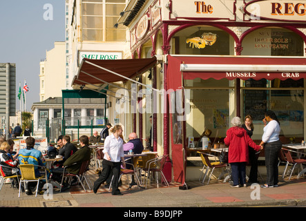 Paris Cafe Bar Brighton
