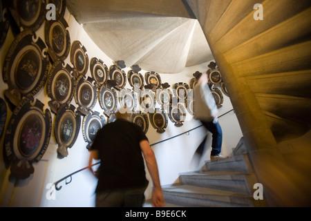 Denmark Zealand Helsingor Frederiksborg castle - Stock Photo