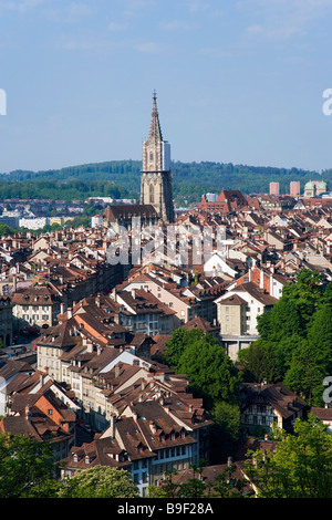 view of the old town altstadt of bern from. Black Bedroom Furniture Sets. Home Design Ideas