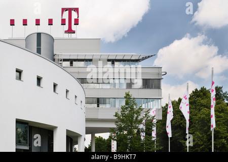 Deutsche Telekom Headquarters, Bonn, North Rhine-Westphalia, Germany, Europe - Stock Photo