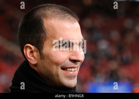 Manager coach Markus Babbel, VfB Stuttgart, Portrait - Stock Photo