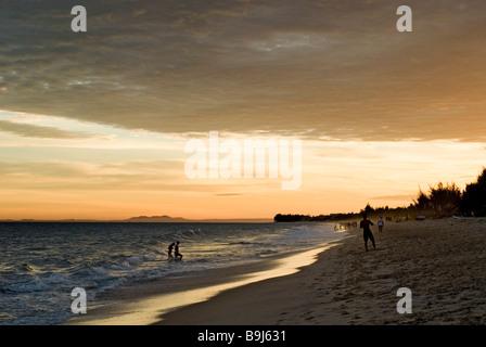 Beach of Mui Ne, Binh Thuan, Vietnam, Asia - Stock Photo