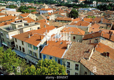 france drome romans city and isere river stock photo royalty free image 35524457 alamy. Black Bedroom Furniture Sets. Home Design Ideas