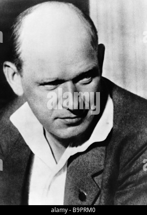 Ernst Thalmann a leader of the German and international communist movement chairman of the Central Committee of - Stock Photo