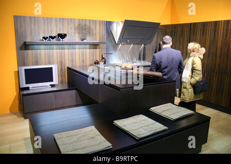 kitchen buyer - Stock Photo