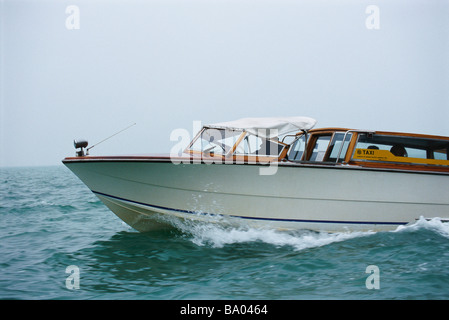 Water taxi - Stock Photo