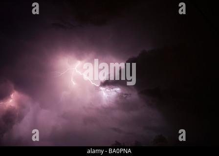Lightning bolt - Stock Photo