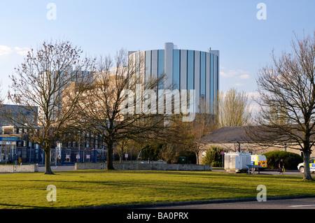 Oldbury Nuclear Power Station South Gloucestershire UK - Stock Photo