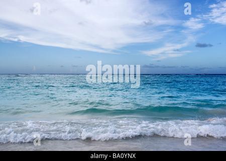 Bavaro Strand xxxxx - Stock Photo